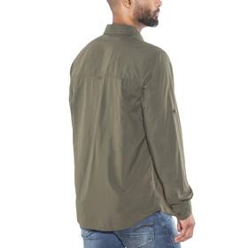 Craghoppers NosiLife Pro Lite Longlseeve Shirt Men Dark Khaki
